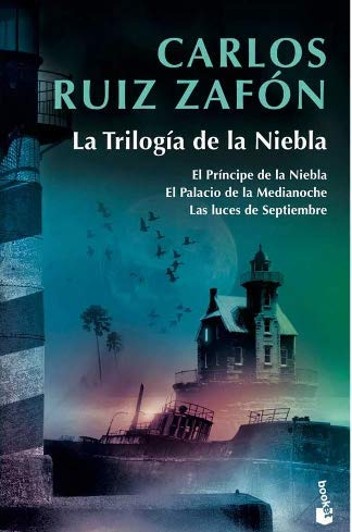 La Trilogía de la Niebla: Carlos Ruiz Zafon
