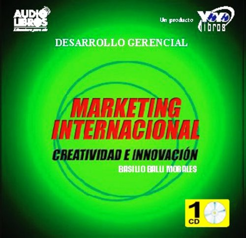 Marketing internacional CD: BASILIO BALLI MORALES