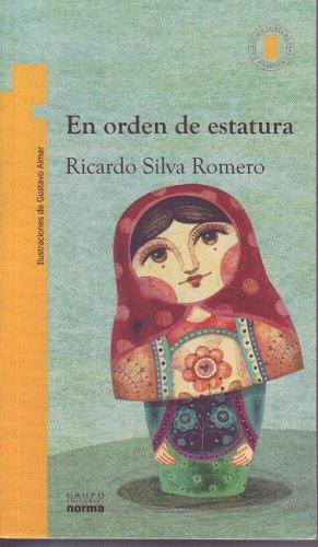 9789584502902: En Orden de Estatura/ In the Order of Hight (Spanish Edition)