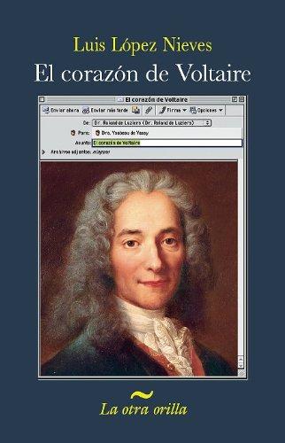 9789584504401: El Corazon de Voltaire (Spanish Edition) (La Otra Orilla)