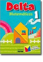 9789584509871: Delta 1 (Serie Delta Matematicas, Texto)
