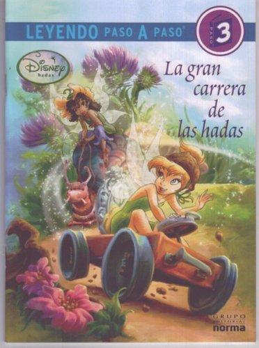 9789584517159: La gran carrera de las hadas/ The Fairies Race (Leyendo Paso a Paso Paso 3) (Spanish Edition)