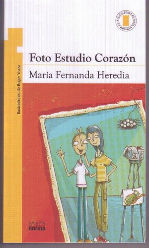 Foto Estudio Corazn (Coleccion Torre de Papel: Maria Fernanda Heredia,