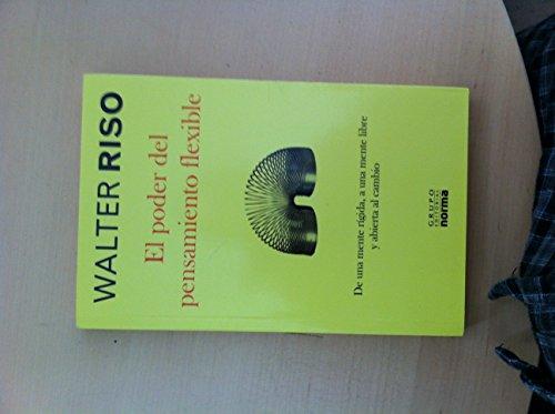 9789584517760: PODER DEL PENSAMIENTO FLEXIBLE, EL