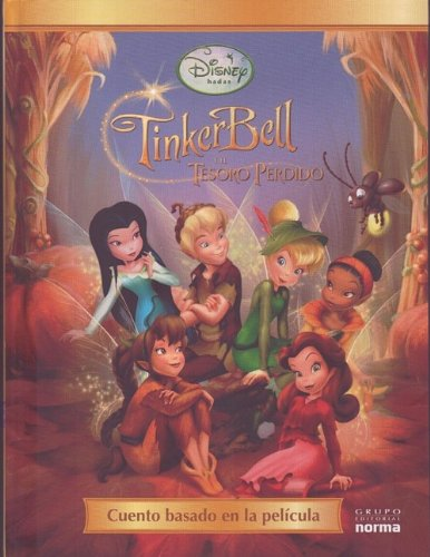 9789584520548: Tinker Bell y el tesoro perdido/ Tinker Bell and the Lost Treasure (Hadas/ Fairies) (Spanish Edition)