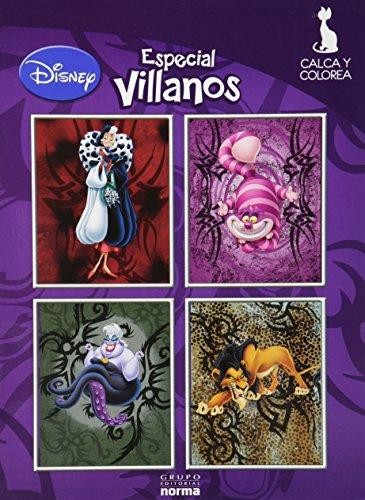 9789584528544: COL.CALCA Y COLOREA-Especial Villano