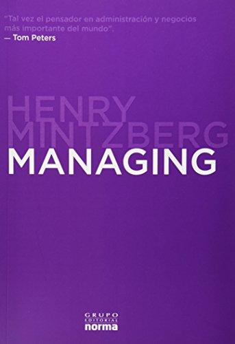 9789584529411: Managing
