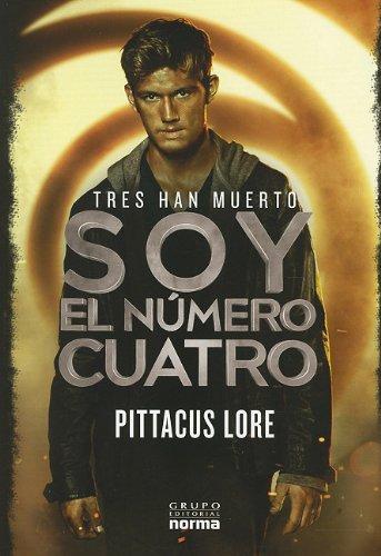 9789584531865: Soy el número cuatro (I Am Number Four) (Spanish Edition)