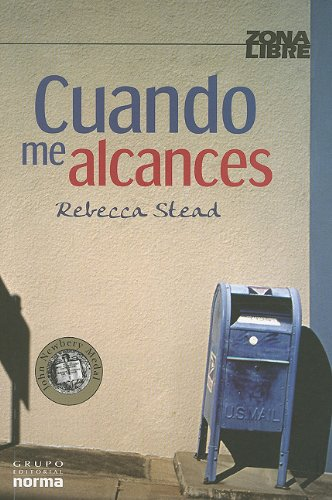 9789584532152: Cuando me alcances (Zona Libre) (Spanish Edition)