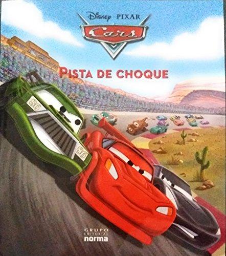 CARS PISTA DE CHOQUE
