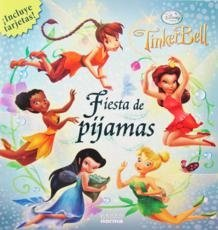 9789584534040: FIESTA DE PIJAMAS - TINKERBELL (Spanish Edition)