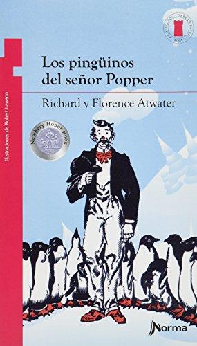 9789584535177: PINGUINOS DEL SE?R POPPER, LOS (Spanish Edition)