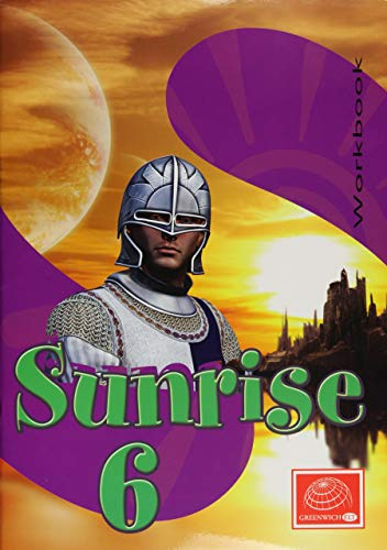 9789584536402: Sunrise Workbook 6 Cubierta Nueva