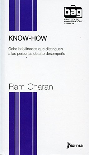 9789584538819: Know How