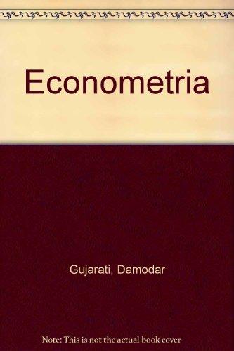 9789586000543: Econometria (Spanish Edition)