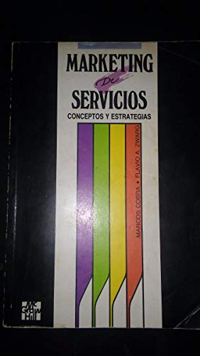 9789586000635: Marketing de Servicios (Spanish Edition)