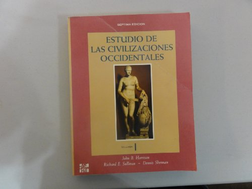 Estudio de las Civilizaciones Occidentales, Vol. I: John B. Harrison;