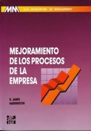 Mejoramiento de Los Procesos de La Empresa (Spanish Edition): Harrington, H. James