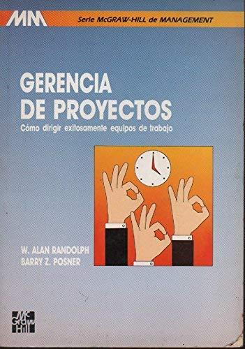 9789586001960: Gerencias de Proyectos (Spanish Edition)