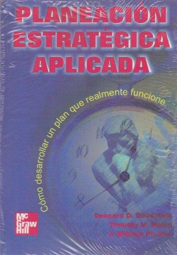 9789586007061: Planeacion Estrategica Aplicada (Spanish Edition)