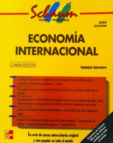 9789586007511: Economia internacional