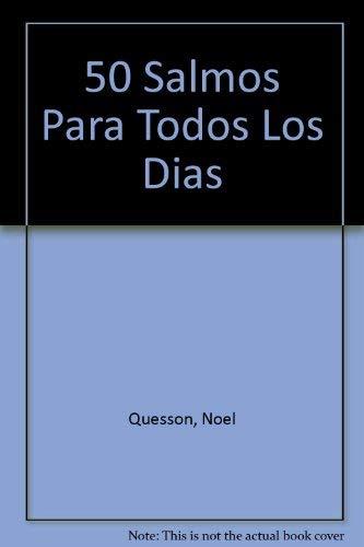 9789586072311: 50 Salmos Para Todos Los Dias (Spanish Edition)