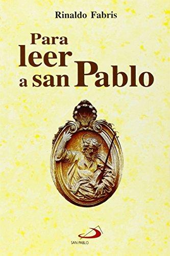 9789586078207: Para Leer a San Pablo