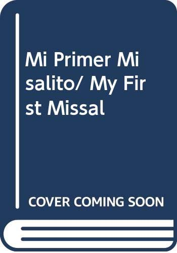 Mi Primer Misalito/ My First Missal (Spanish: Not Available