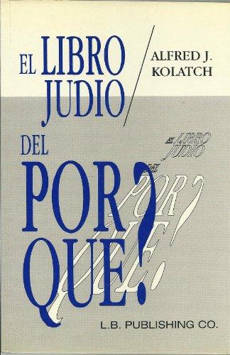 9789586081092: El Libro Judio del Por Que? (Spanish Edition)