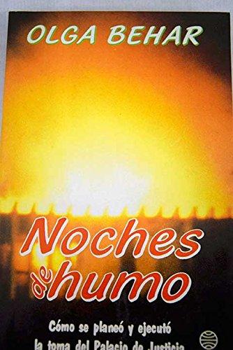Resultado de imagen para caratula libro noches de humo olga