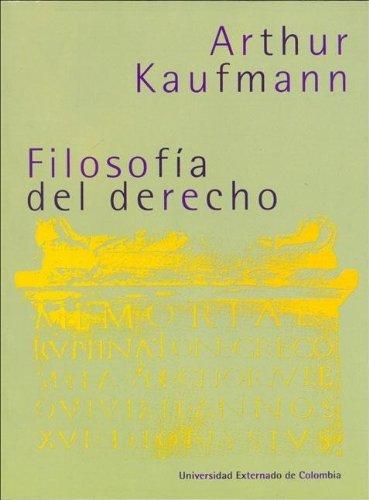 9789586164085: Filosofia del Derecho