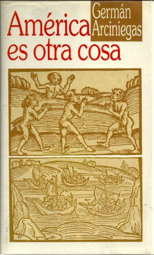 9789586371872: America es otra cosa (Spanish Edition)