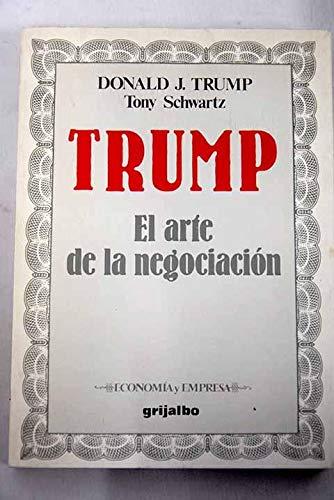9789586390439: Trump - El Arte de La Negociacion (Spanish Edition)