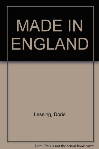 MADE IN ENGLAND (9586395731) by Doris Lessing