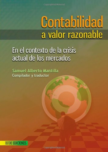 9789586485975: Contabilidad a Valor Razonable (Spanish Edition)