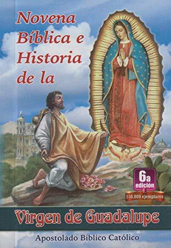 9789586541541: Novena Biblica e Historia de la Virgen de Guadalupe