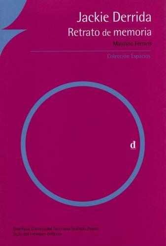 9789586650977: Jackie Derrida. Retrato de memoria