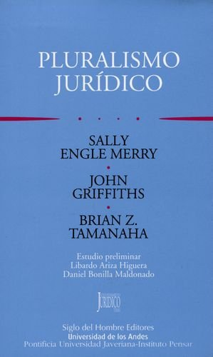 9789586651004: PLURALISMO JURIDICO (Spanish Edition)