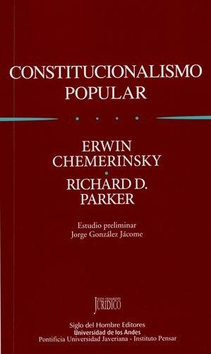 9789586651998: Constitucionalismo popular