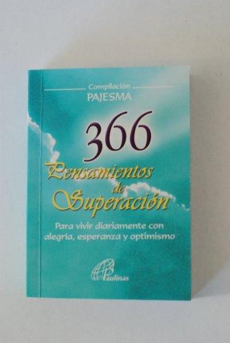 9789586692298: 366 Pensamientos de Superacion (Spanish Edition)