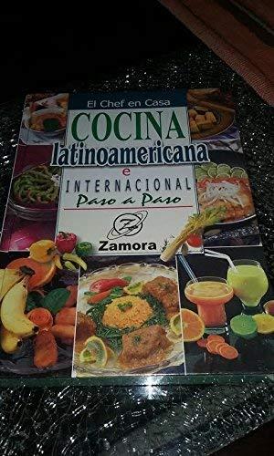 Cocina Latinoamericana E Internacional: Fundamentos De Nutricion: Grupo Editorial