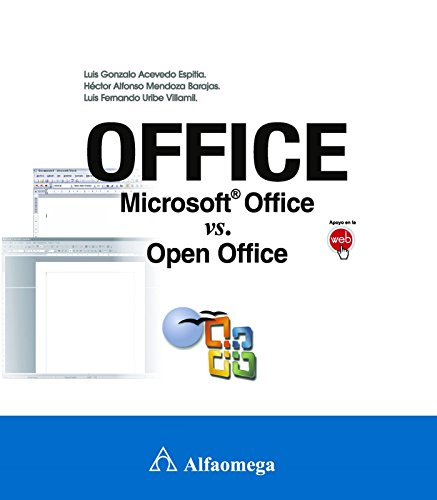 9789586827867: Office - Microsoft Office Vs. Open Office (Spanish Edition)