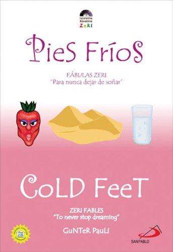 9789586928618: Cold Feet / Pies frios (Zeri Fables)