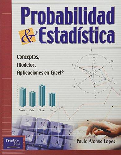 9789586990127: Probabilidad & Estadistica - Apicacione En Excel (Spanish Edition)