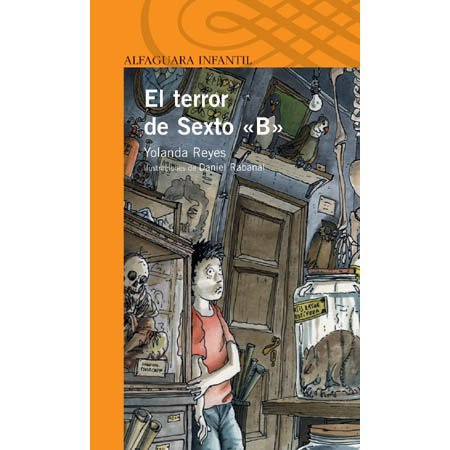 9789587040203: TERROR DE SEXTO B