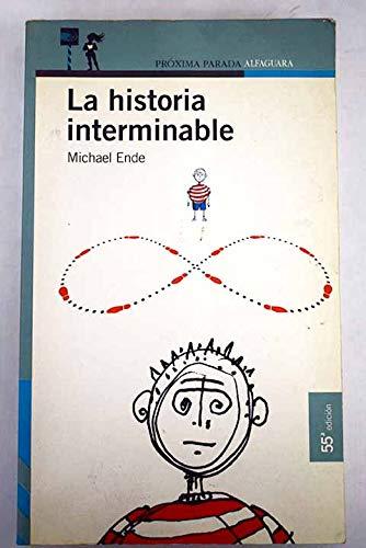 HISTORIA INTERMINABLE,LA: Ende, Michael