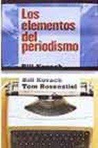 9789587041552: ELEMENTOS DEL PERIODISMO,LOS