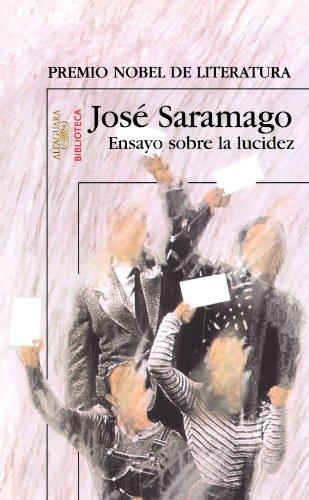 9789587041859: Ensayo Sobre La Lucidez/seeing
