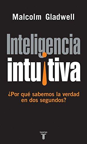 9789587043655: INTELIGENCIA INTUITIVA