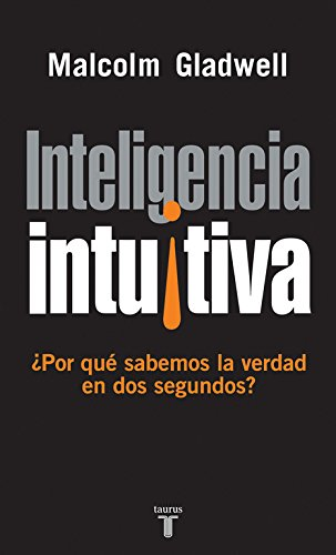 9789587043655: Inteligencia Intuitiva (Spanish Edition)